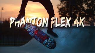 PHANTOM FLEX 4K 1000FPS (ULTRAHD) - YouTube