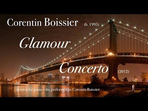 Corentin Boissier a 18 ans et compose de véritables récitals