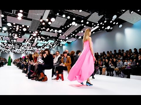 Community Magazine – Christian Dior | Fall Winter 2014/2015 Full Fashion Show | Exclusive Video