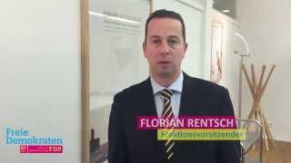 Video zu: Florian Rentsch zum Landeshaushalt 2016