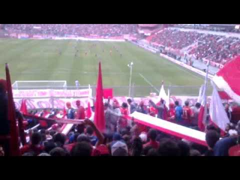 """""""No puedo explicar este sentimiento..."""" - La Barra del Rojo - Independiente"""