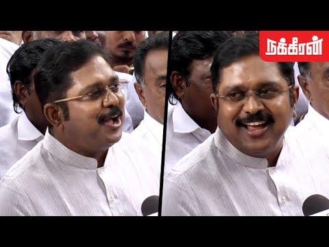 கோவணத்தோட அலையனுமா? EPS & OPS Behind the IT Raids | TTV Dinakaran Kidding BJP | Sasikala Family
