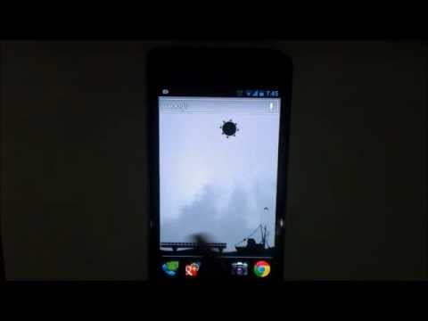 Video of Ink ship Live Wallpaper Pro
