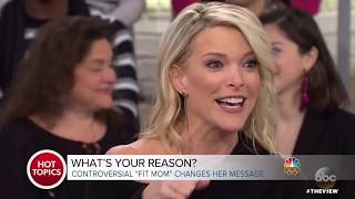 Video Did Megyn Kelly Endorse Fat Shaming? | The View MP3, 3GP, MP4, WEBM, AVI, FLV April 2018
