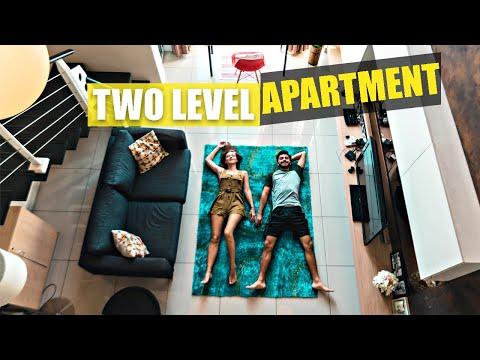 Kuala Lumpur Apartment Tour: 34$ a night!
