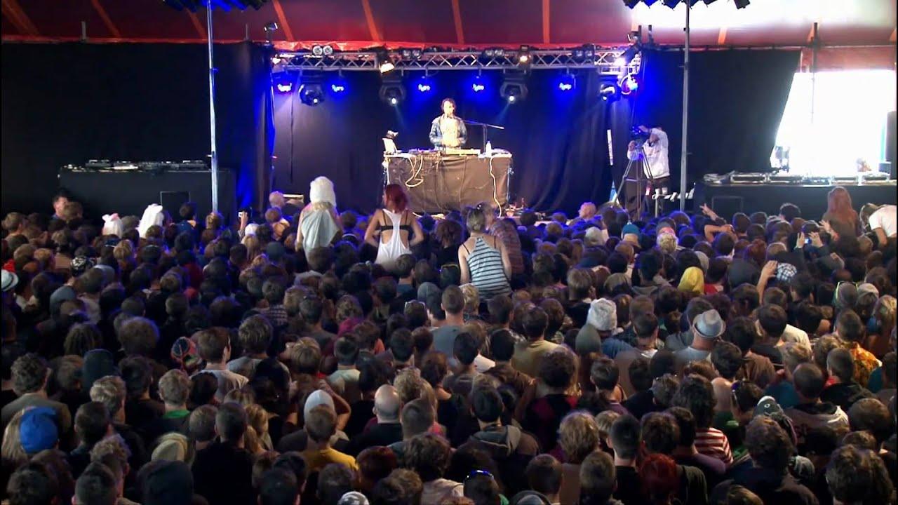 Beardyman - Live @ Reading Festival 2010