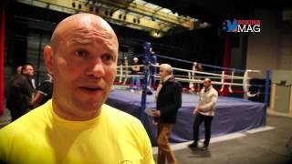 Gueret France  city photos : Boxing-Mag : France 3 Limousin partenaire du Best of fight Guéret 2014