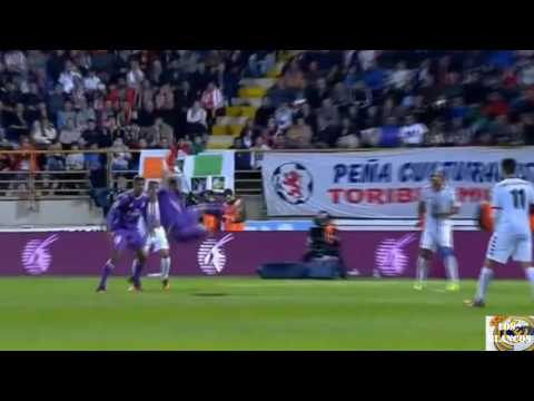 Nacho Amazing Bicycle Kick Goal Vs Leonesa 2016.10.25. Leonesa Vs Real Madrid Copa Del Rey