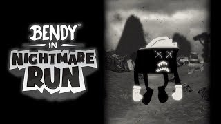Defeating Canoodle on Nightmare Mode!! | Bendy in Nightmare Run