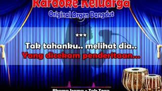 Tak Tega - Rhoma Irama (Karaoke Dangdut Indonesia)