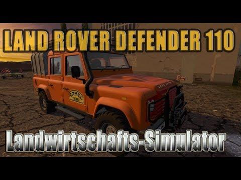 LAND ROVER DEFENDER 110 v1.0