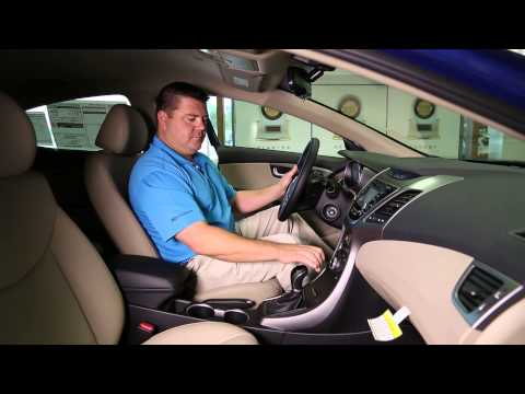 2015 Hyundai Elantra Walk around and Review Oklahoma City Edmond