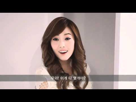 SNSD JESSICA J.ESTINA Promotion Video