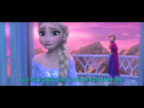Video FROZEN - For the First Time in Forever Anna and Elsa - Official Disney (3D Movie Clip) - With Words download in MP3, 3GP, MP4, WEBM, AVI, FLV January 2017