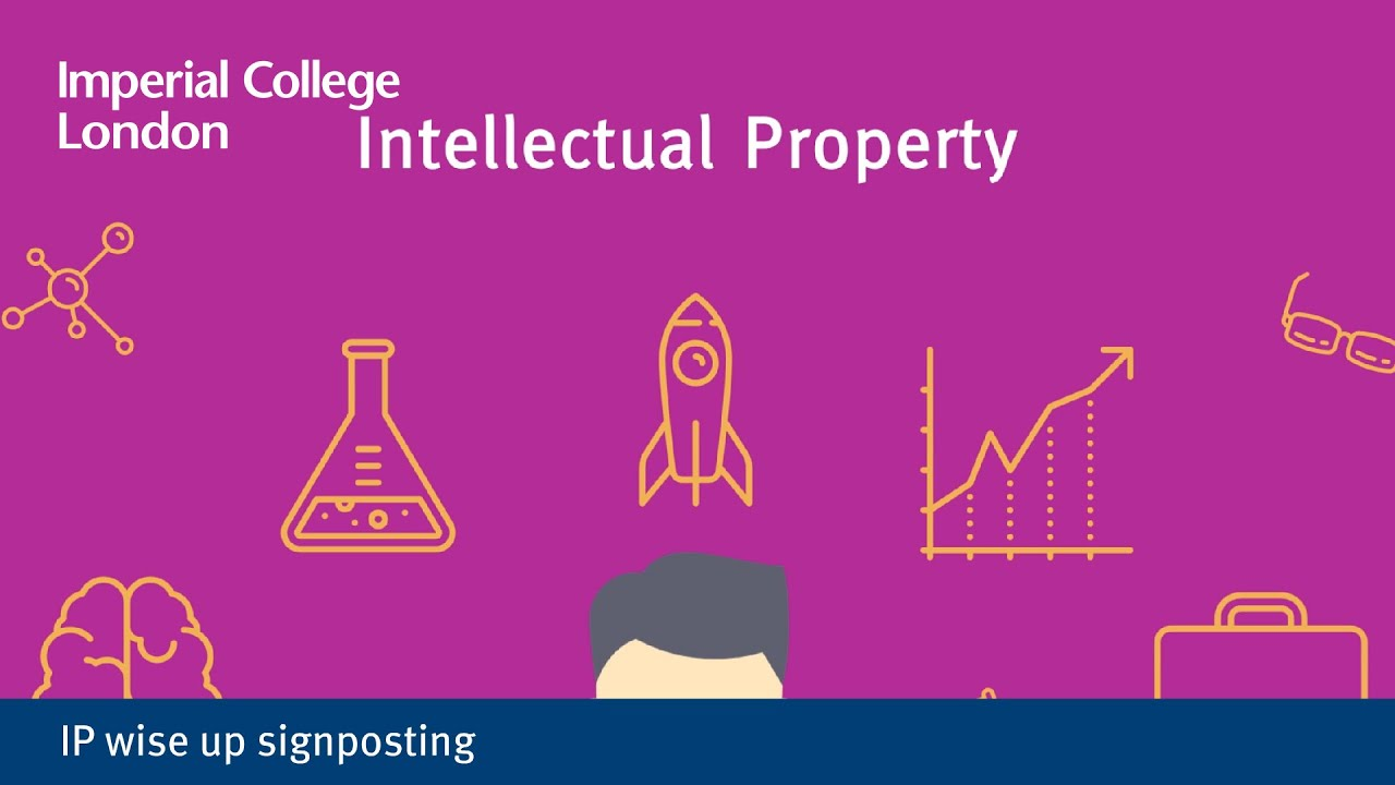Where to go at Imperial College London for IP advice and guidance