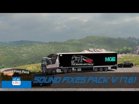 Sound Fixes Pack v18.1 1.30