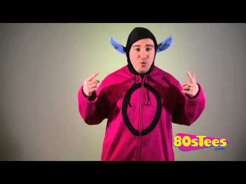 Orko Costume Hoodie Video