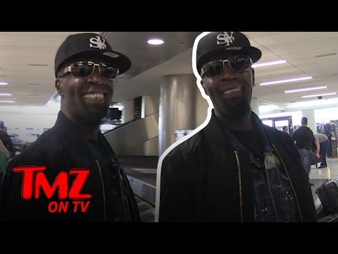 Aaron Hall: The Hall Name Is Living On | TMZ TV