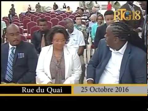Présentation de la politique générale de la nouvelle administration Communale de Port-au-Prince
