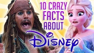 10 Things You Didn't Know About Disney!