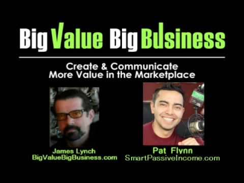 010: Pat Flynn – Building a Wildly Successful Online Business — Overcoming Resistance and Fear