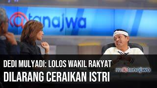 Video Penghuni Baru DPR - Dedi Mulyadi: Lolos Wakil Rakyat Dilarang Ceraikan Istri (Part 3) | Mata Najwa MP3, 3GP, MP4, WEBM, AVI, FLV Juli 2019