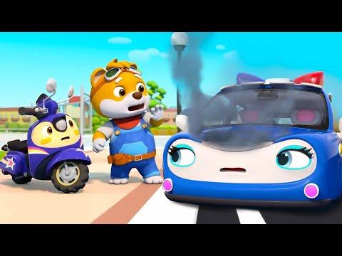 Los Autos Están Rotos | Canciones Infantiles | Video Para Niños | BabyBus Español