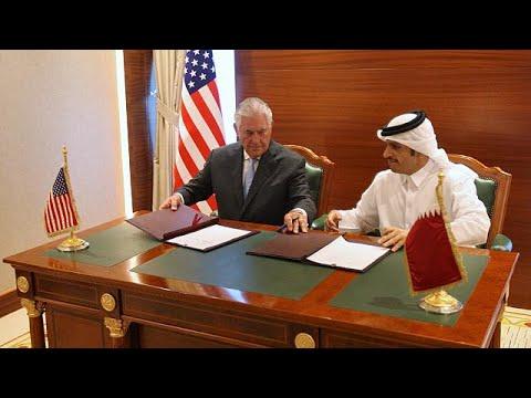 Κατάρ: Συμφωνία με τις ΗΠΑ – Ανένδοτοι οι «4»