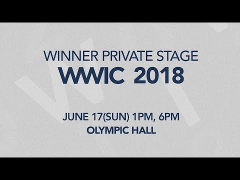 WINNER - PRIVATE STAGE 'WWIC 2018' SPOT #2