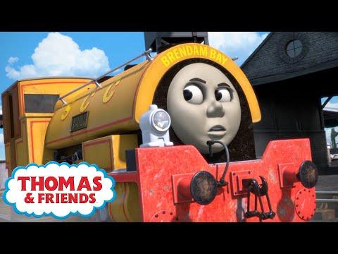 Thomas & Friends™ | Banjo and the Bushfire | Best Moments | Thomas the Tank Engine | Kids Cartoon