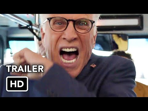Mr. Mayor Trailer (HD) Ted Danson NBC comedy series