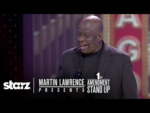 1st Amendment Stand Up - Jimmie Walker