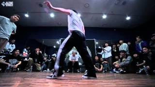 Soul Bin vs J-One – POPCITY Seoul 2015 Quarter Final