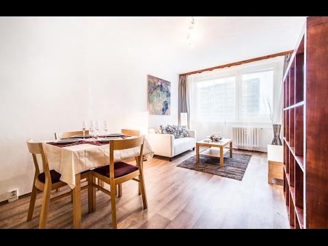 Prodej bytu 2+kk 42 m2 Jakobiho, Praha Petrovice