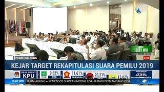 Video Target Rampung 22 Mei, KPU Sudah Rekapitulasi 27 Provinsi MP3, 3GP, MP4, WEBM, AVI, FLV Mei 2019