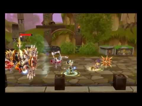 Vidéo Dragonica