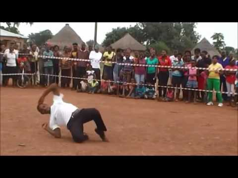 TOP 4 CRAZIEST XITSONGA DANCERS