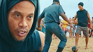 Video Ronaldinho ZIEHT POLIZISTEN in FUßBALL ab! MP3, 3GP, MP4, WEBM, AVI, FLV Januari 2019