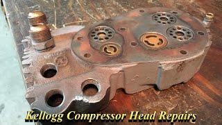 Video Kellogg Compressor Head Repairs MP3, 3GP, MP4, WEBM, AVI, FLV Juni 2019