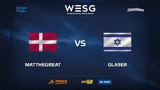 MatTheGreat vs Glaser, game 1