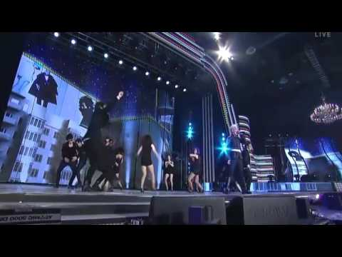 2010 12 29   GD & TOP  feat  SE7EN   ( Passion)  SBS Gayo Daejun 2010 [HD]