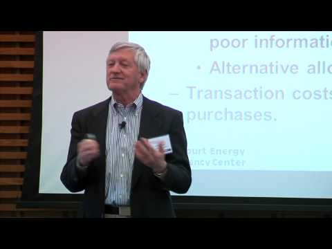 [Video-James Sweeney: A Sustainable Energy System]