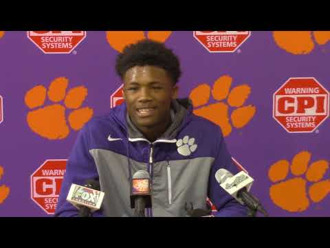 TigerNet: Physicality is Higgins' biggest lesson as freshman