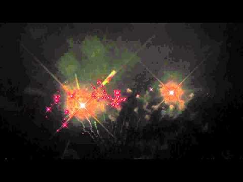 Feuerwerk 11.11.11 White Spree Lounge