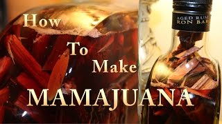 How To Make Mamajuana ~ Domincan Viagra