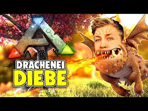 ARK Survival Evolved Ragnarok Deutsch - Die Drachenei-Diebe