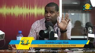 Andrés Lugo Risk