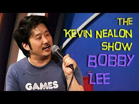 The Kevin Nealon Show - Bobby Lee (Stand Up Comedy)
