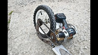 Video How To Make A Electric Scooter Easy and Simple (trotinet) MP3, 3GP, MP4, WEBM, AVI, FLV Juni 2019