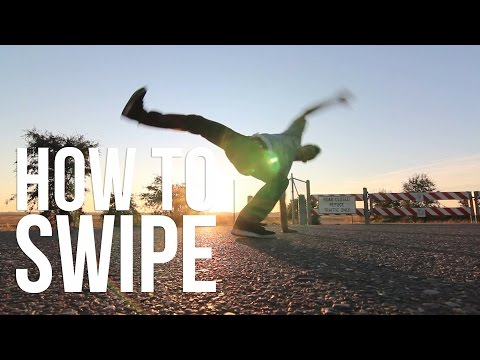 Learn How To Swipe | Power Move Basics | Intermediate Breaking